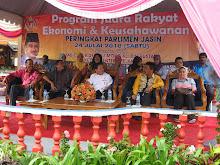 Program Keusahawanan Peringkat Daerah Jasin 2010
