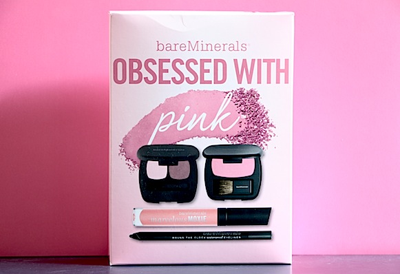 bareminerals obsessed with pink avis test