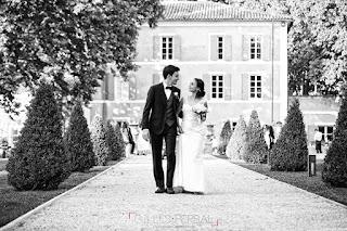 reportage photo de mariage château de la garde