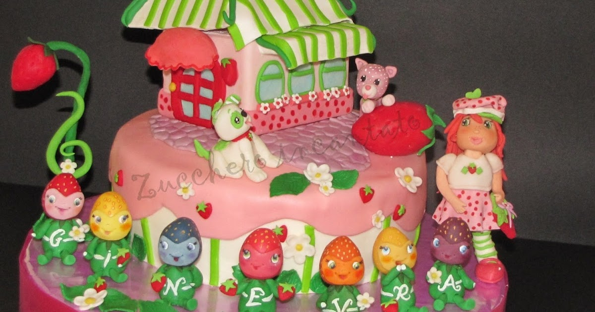 Image Result For Strawberry Shortcake Berrykins