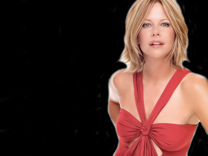 Meg Ryan in Red Dress
