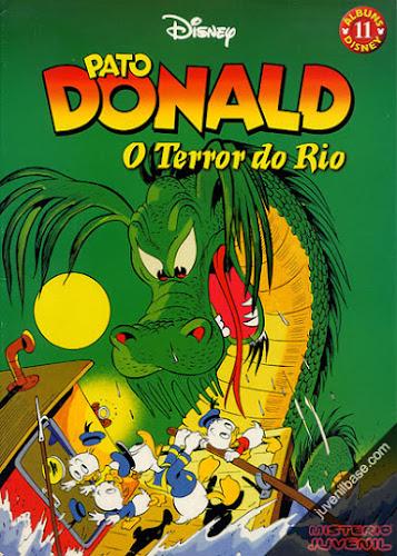 Pato Donald - O Terror do Rio