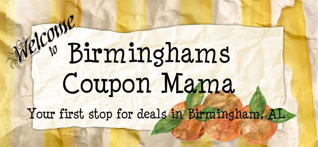 Couponing in Birmingham, Alabama