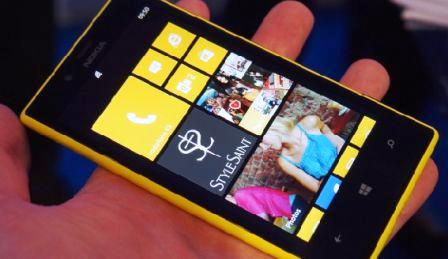 Nokia Lumia 625 Larger Screen