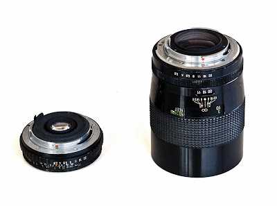 How to use a classic manual lens on a DSLR