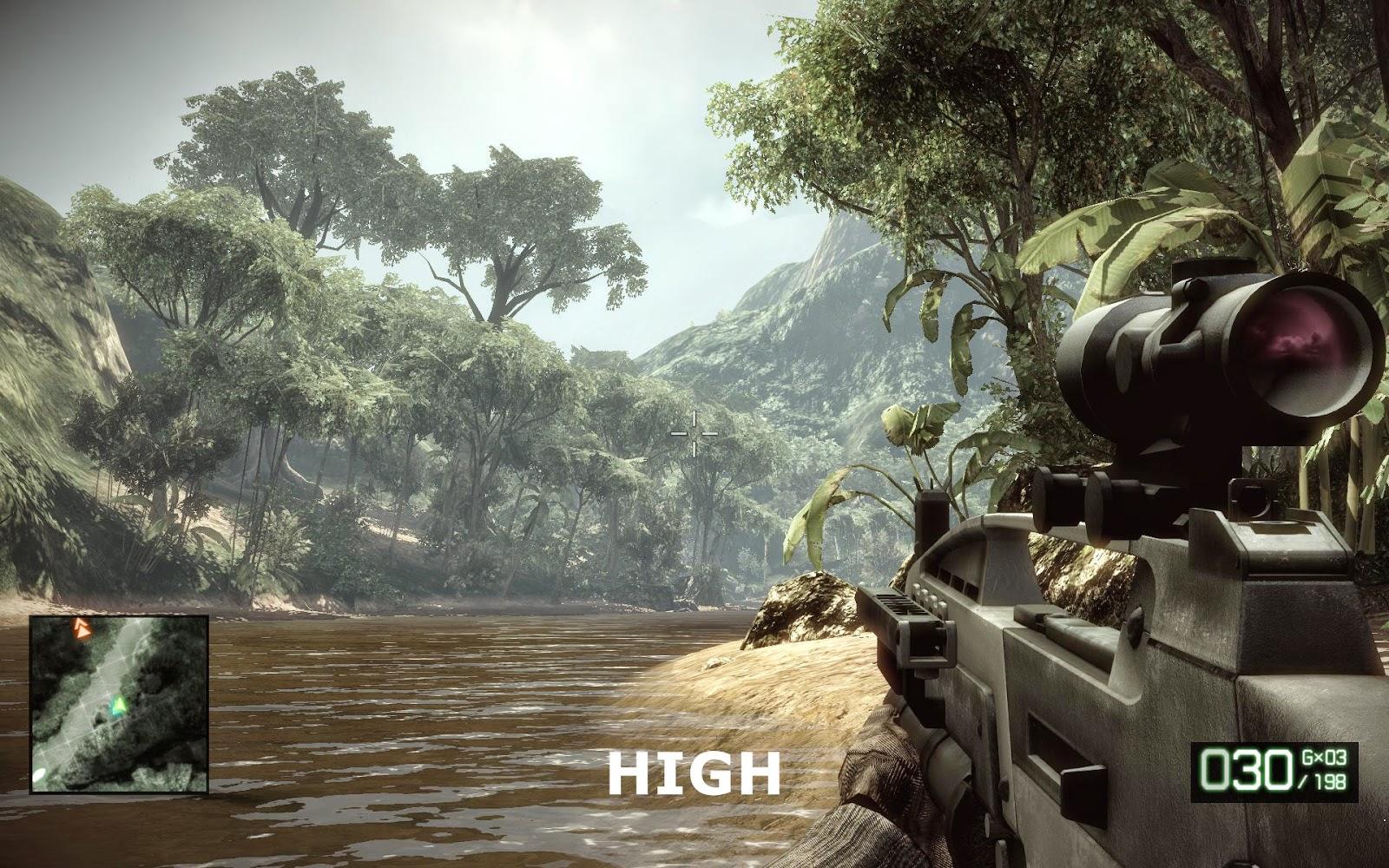 Battlefield Bad Company 2 Screenshot