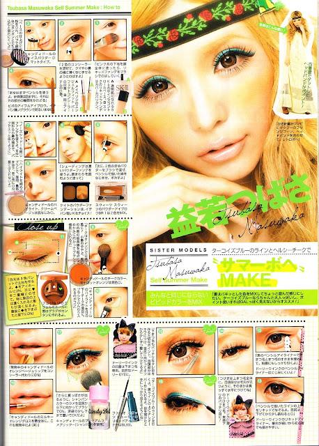 Japanese Magazine Scans Tsubasa+teal