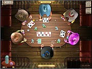 Vua bài Poker, game van phong