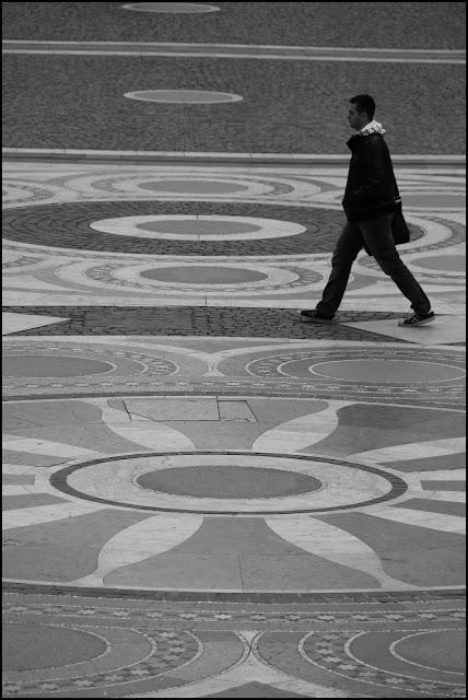 Traversée de cercles