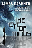 book cover of The Eye of Minds by James Dashner