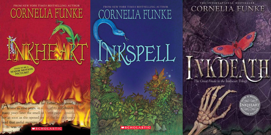 Inkheart  Book Review by Ayushi Shirke