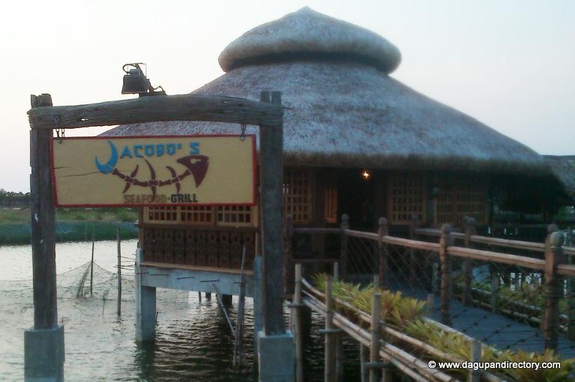 Jacobo's Seafood Grill Dagupan City
