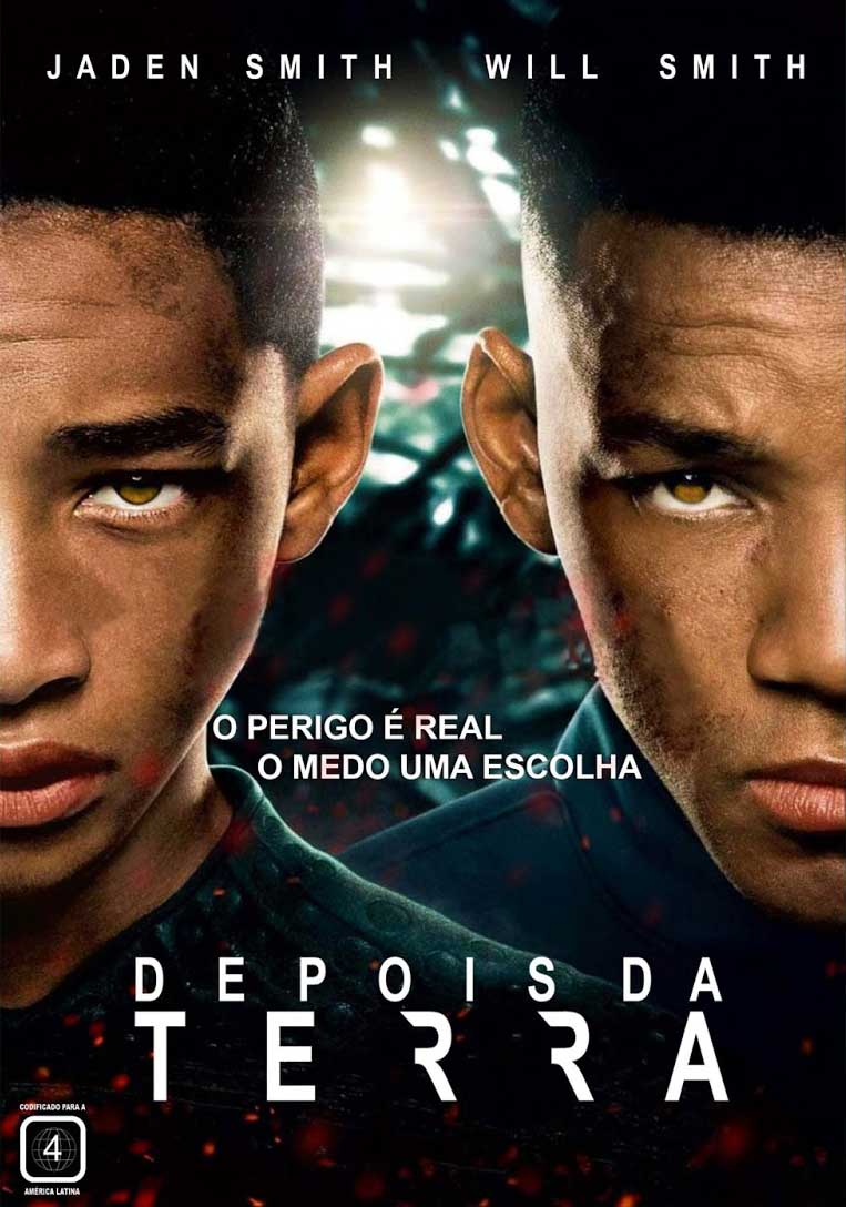 Depois da Terra Torrent - BluRay 720p/1080p Dublado