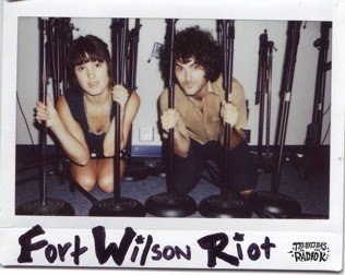 Fort Wilson Riot: Indie Dance-Rock Duo Plays Fontana's on April 18th