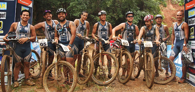 Vaseline Men to send the first Philippine team to the prestigious XTERRA Off-road Triathlon championship in Maui