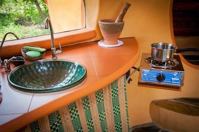 luxury home décor kitchen