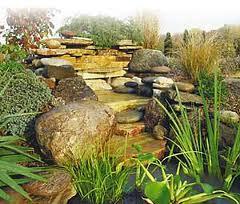 การจัดสวน ทำน้ำตก (Water Fall)
