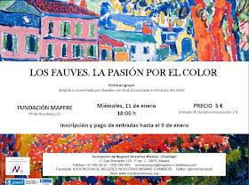 Los Fauves. La pasión por el color
