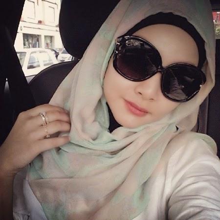 Subhanallah !! 6 FOTO Wajah terkini isteri kepada pemain bola Malaysia ...