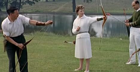 Archery Instinct Long Bow Or Recurve