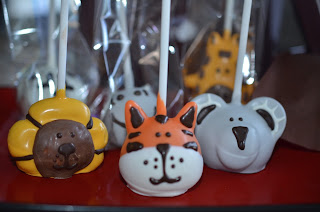 Shari's Berries Handmade Zoo Animal Cake Pops 2