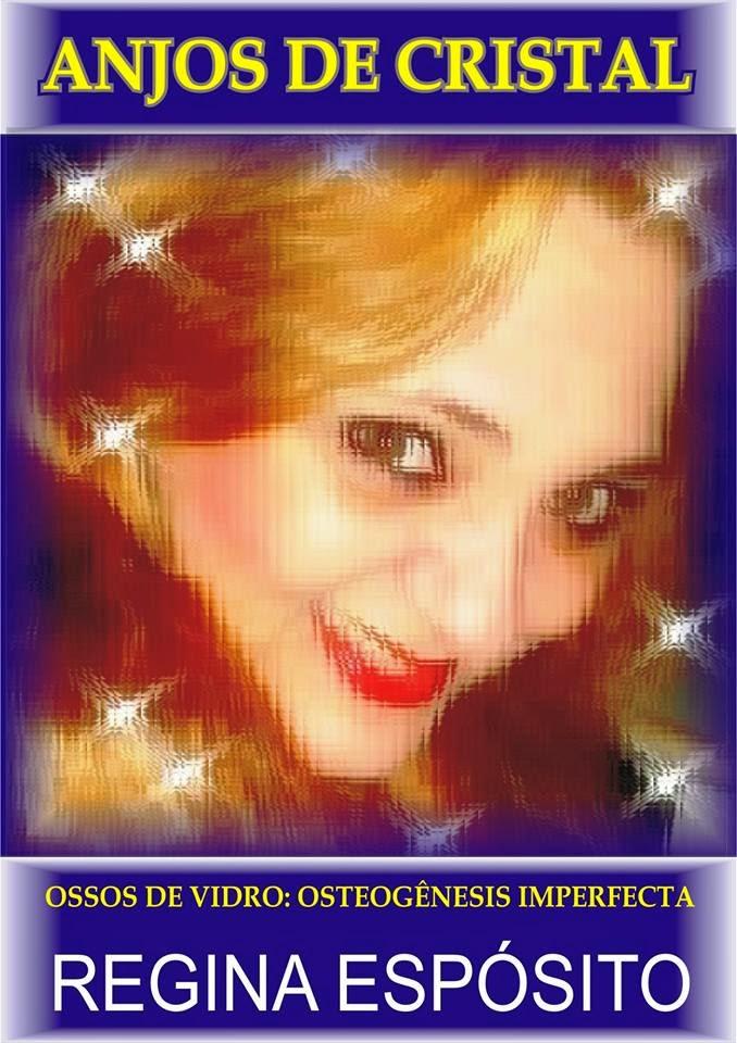 MEU LIVRO ANJOS DE CRISTAL - VALE A PENA VC CONHECER !!