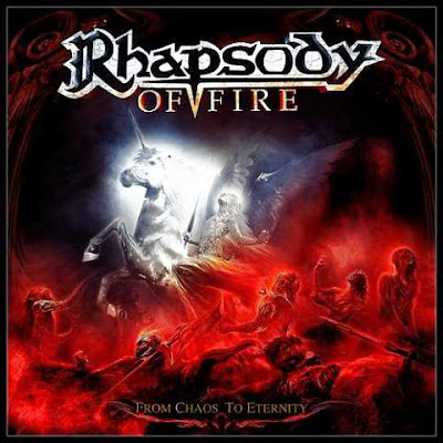 From Chaos to Eternity Rhapsody of Fire
