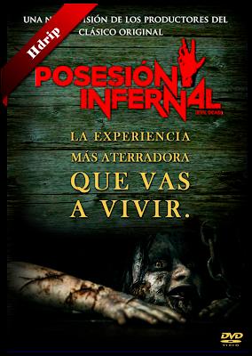 Posesión Infernal (Evil Dead) Hdrip