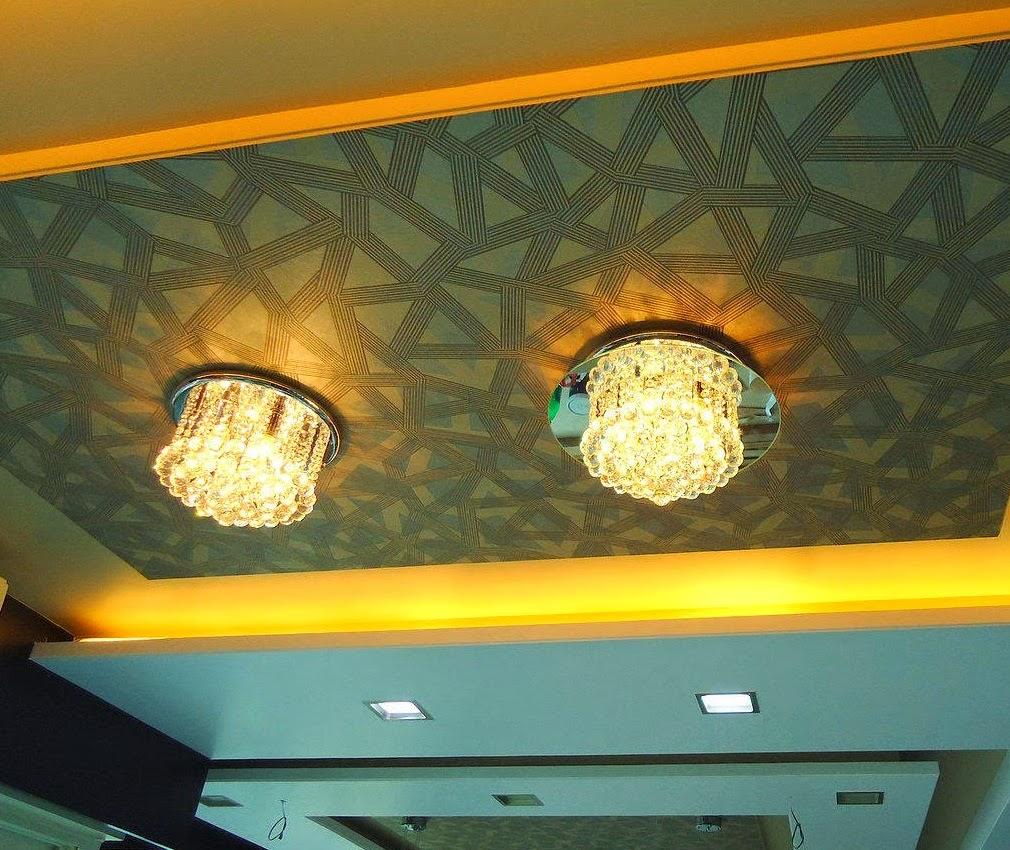 Salons du maroc et décoration orientale: idée déco faux plafond ...