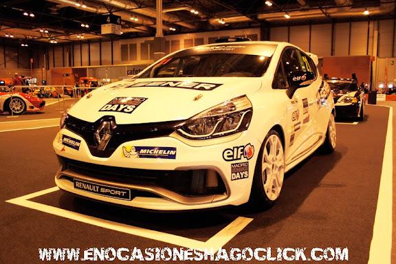 Renault Clio Sport de competición