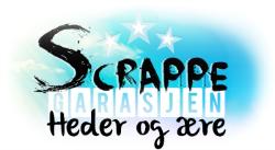 Heder og ære hos Scrappegarasjen !