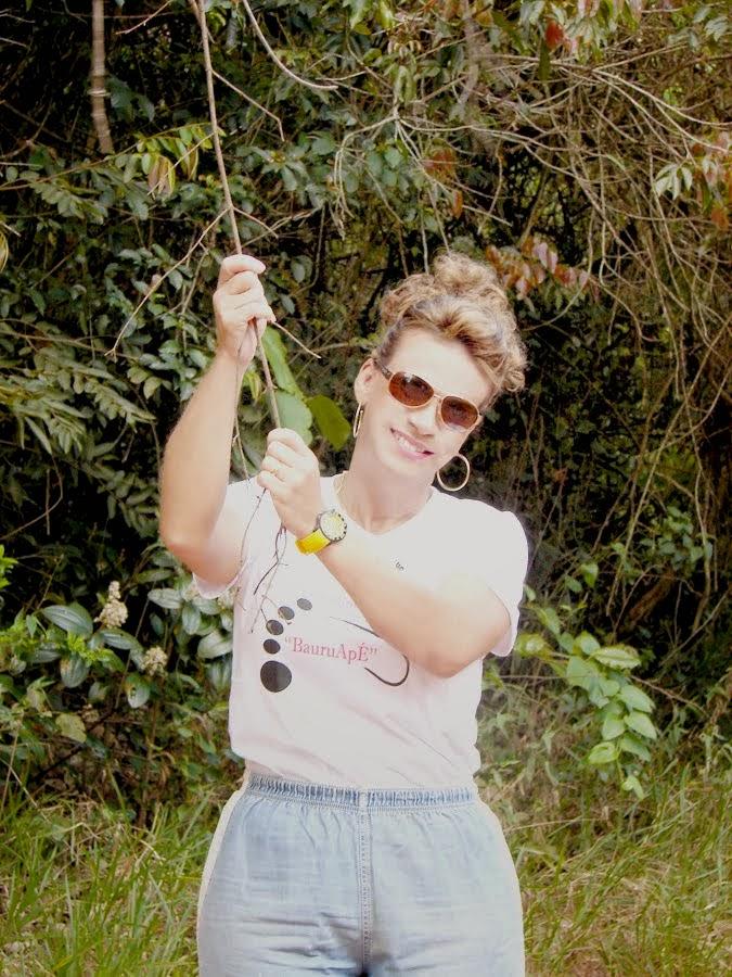 Terapeuta Renata Cardoso.