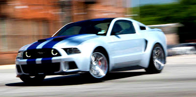 Need For Speed - Ford Mustang