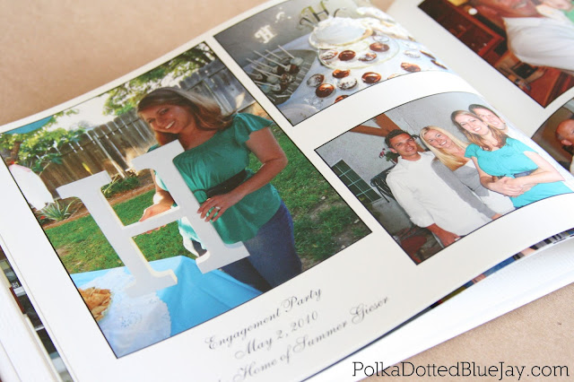 A Gift For The Bride-to-Be from the maid of honor #engaged #wedding #Shutterfly