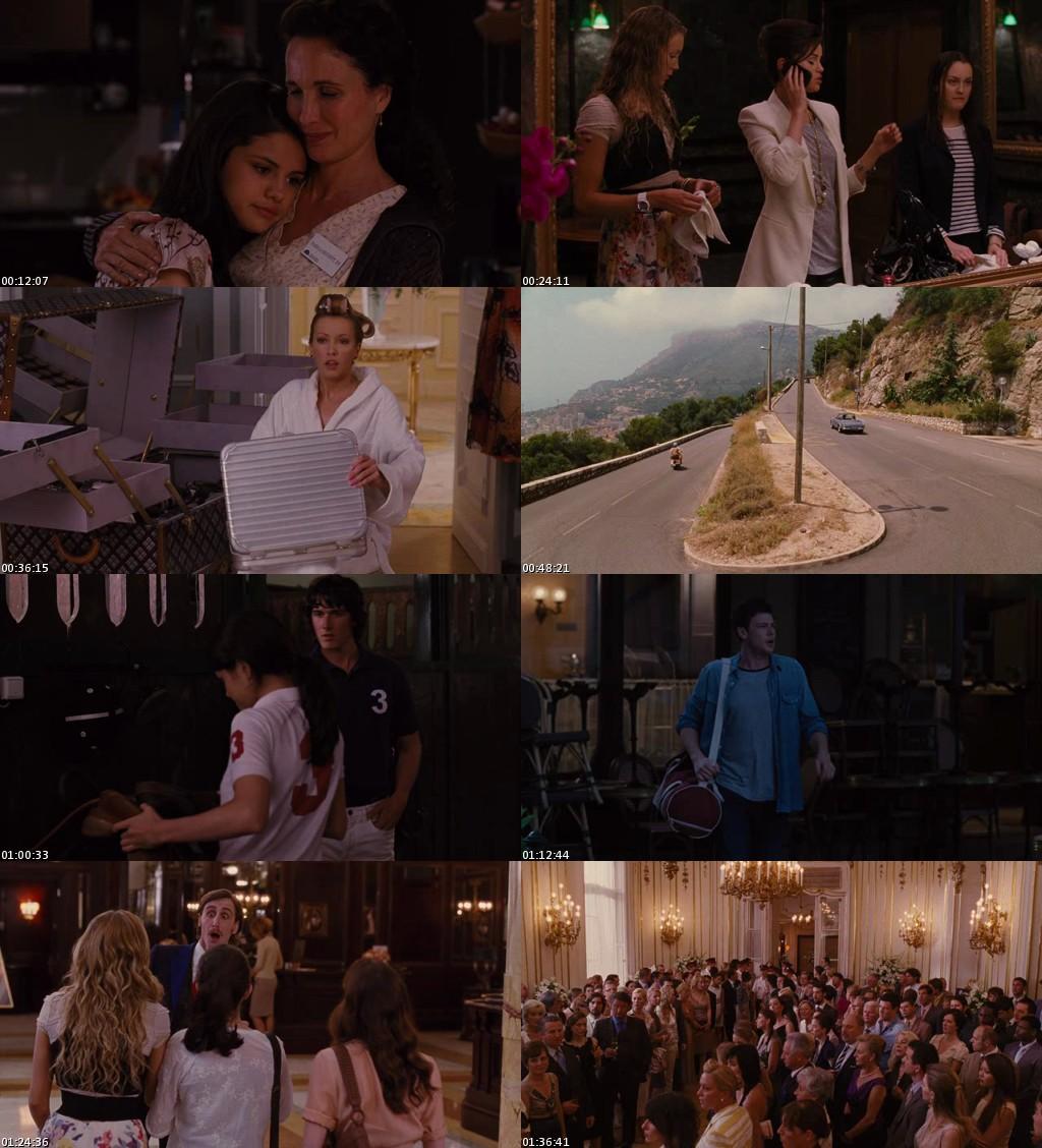 Monte Carlo (2011) [DVDRip] [Latino]