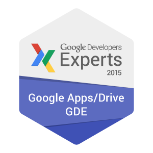 Google Developer Expert on Apps Scripts