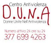 CENTRO ANTIVIOLENZA D.U.N.A.