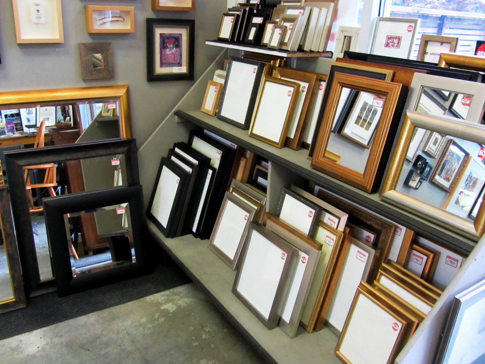 Frame of Mind Fine Art & Framing » Frame Sale!