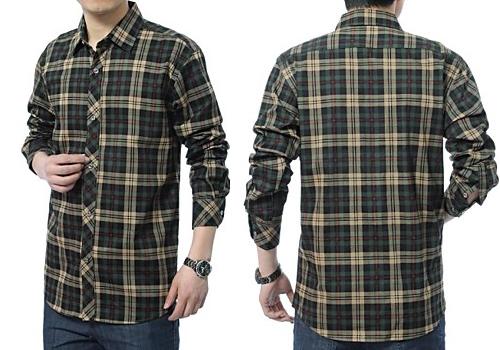 Model Baju Kemeja Panjang Pria Terbaru 2015 pada kesempatan kali ini