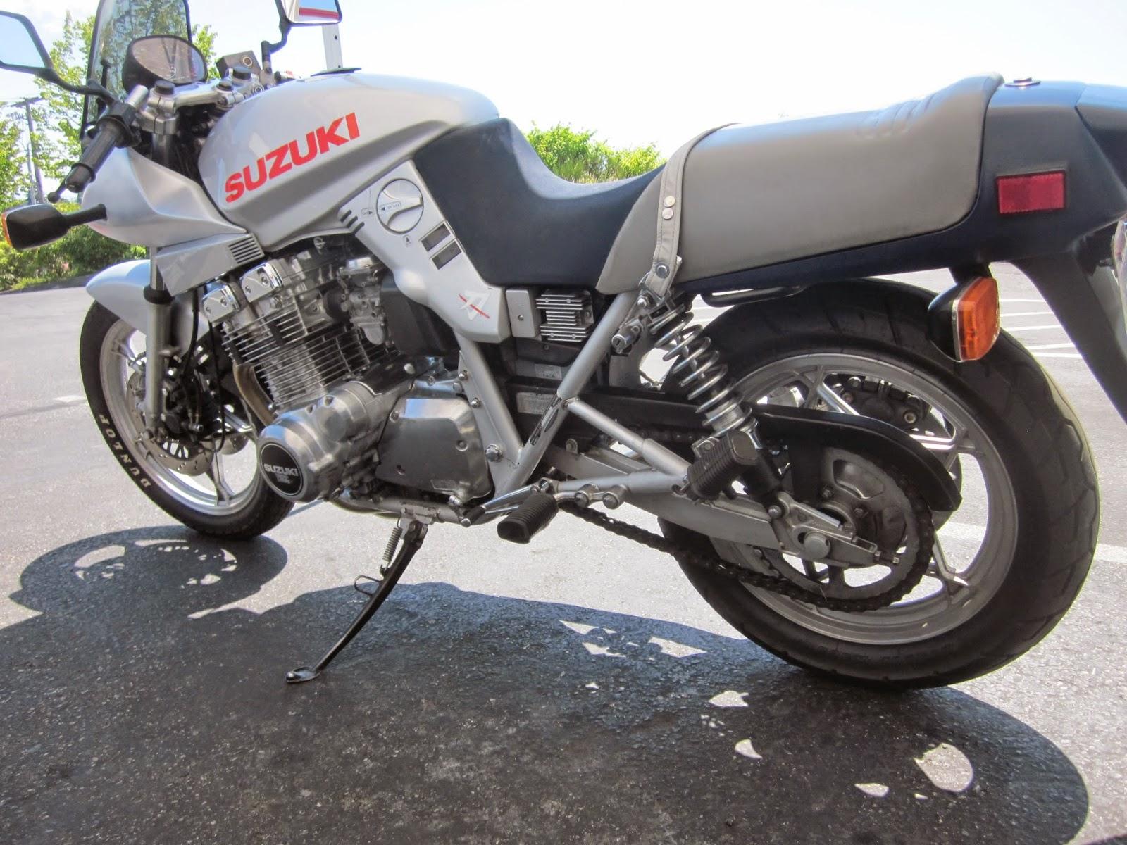 Retrospective: Suzuki GS1000SZ Katana: 1982   Rider