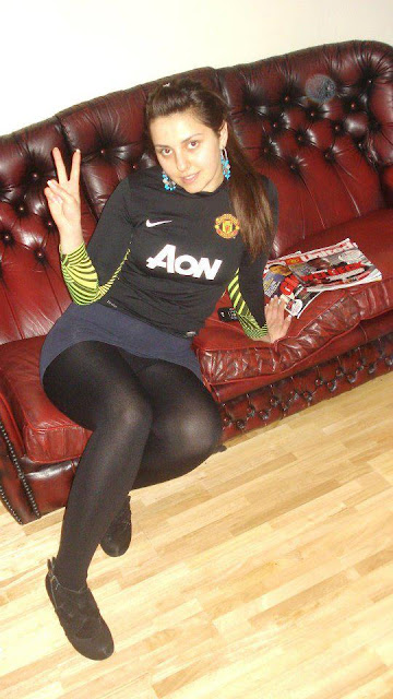 Love, Peace and Manchester United