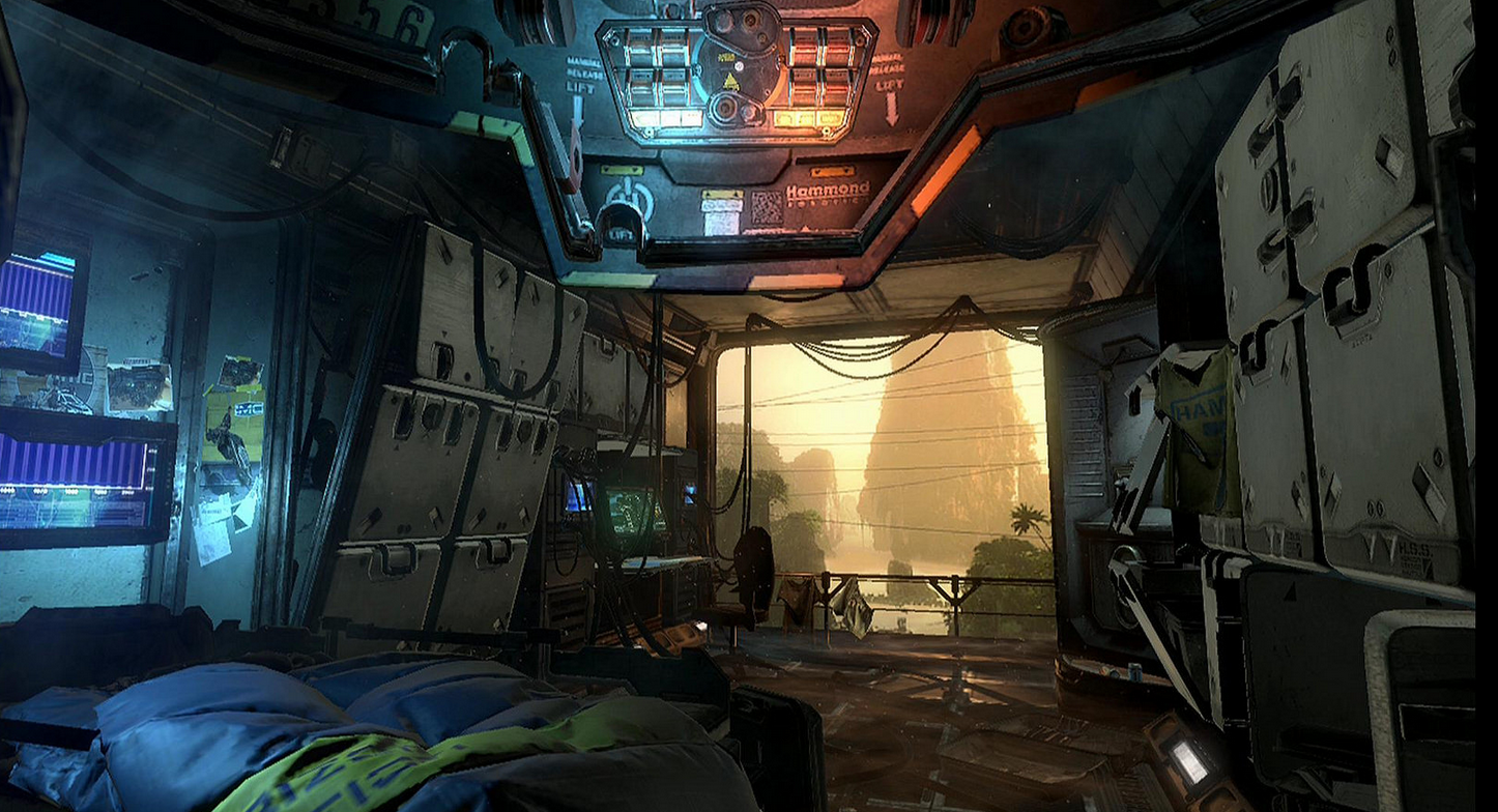 Titanfall Closed Alpha screenshots & New Video Gameplay