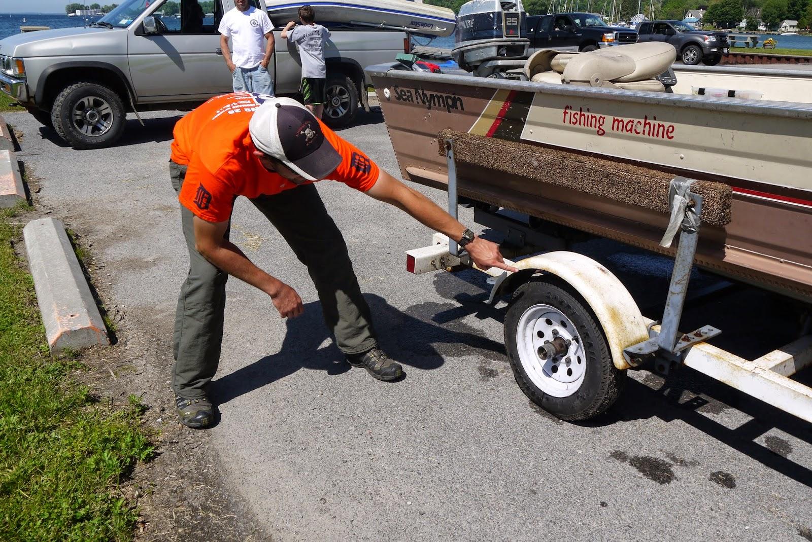 new car launches october 2014New York Sea Grants Launch Steward Program STOP AQUATIC