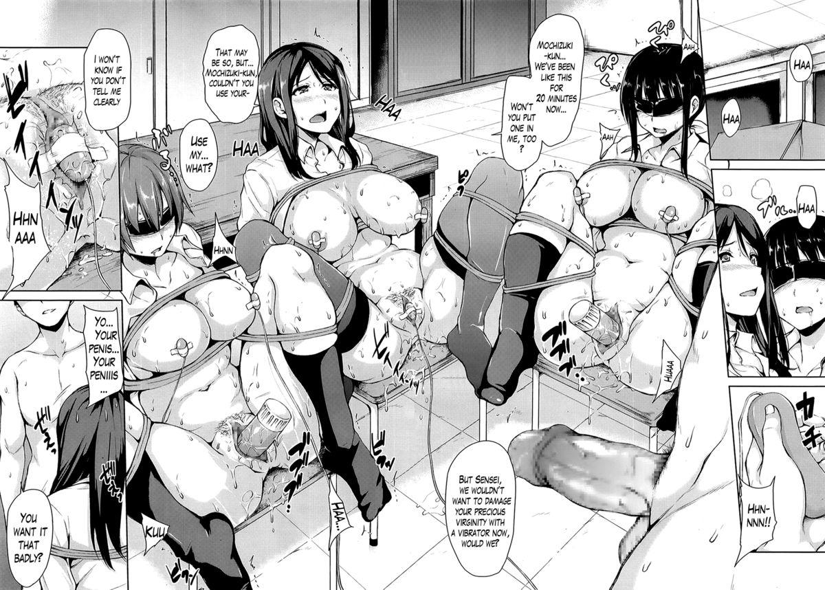 Hentai manga bondage