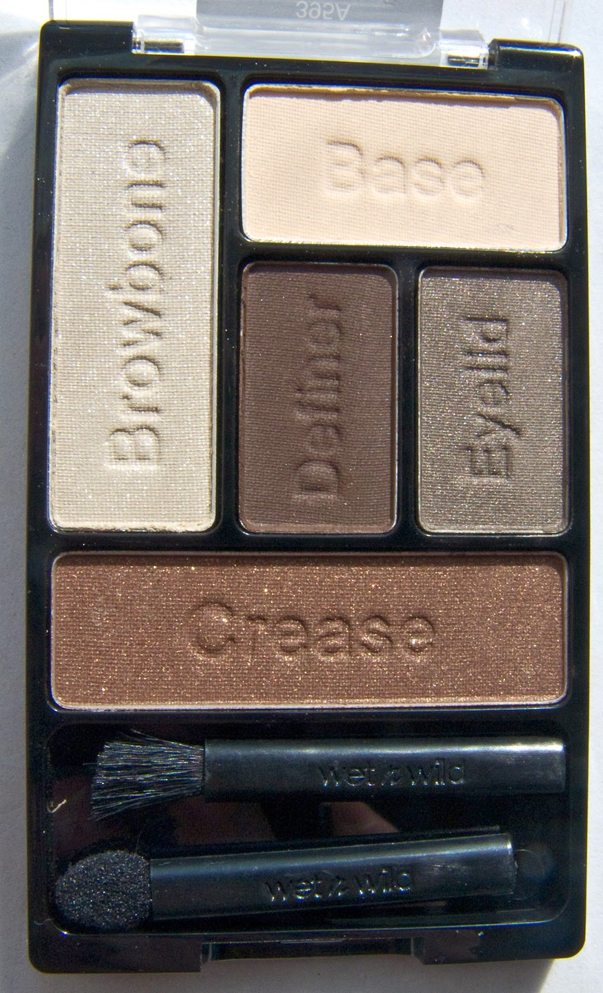 Simple Charm Beauty: NEW | Wet n Wild Color Icon Eyeshadow