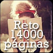 Reto 14000 páginas.