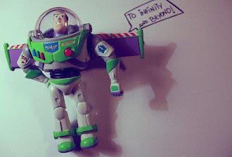¡Hacia el infinito y más allá Buzz!