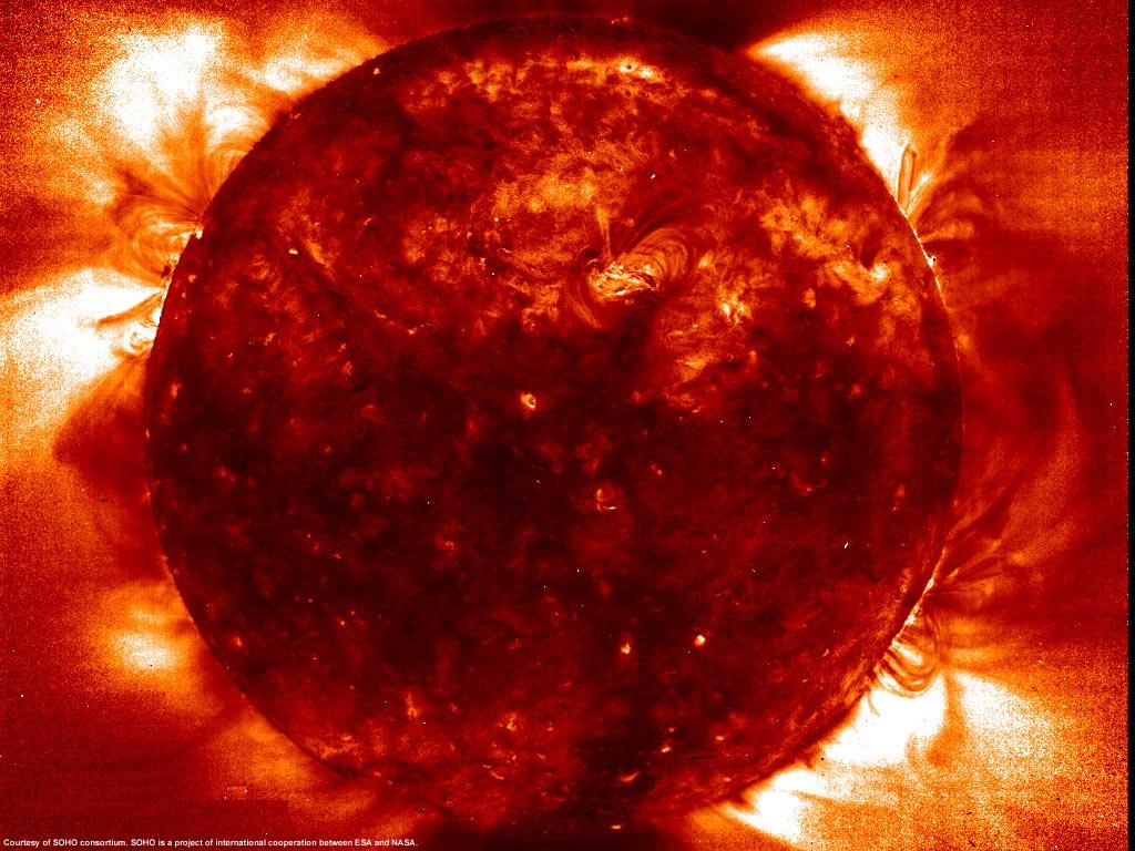 Как это было:  'Солнечная Буря 1859 года' (7 фото)