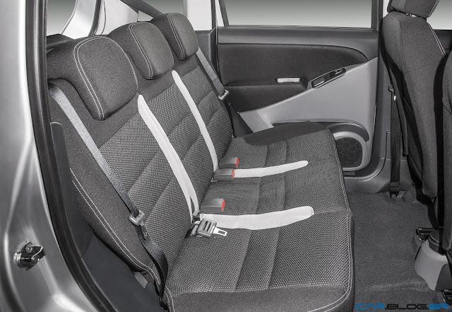 Fiat Idea 2013 - por dentro