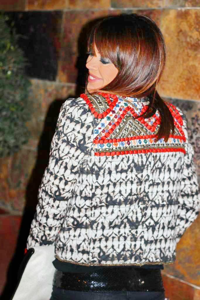 Chaqueta Isabel Marant para H&M